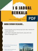 Bab 6 Jadual Berkala