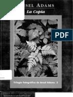ansel adams el negativo pdf