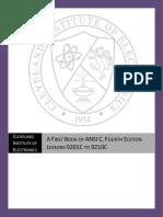 ANSI C Programming.pdf