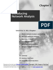 Network Analysis From Ethereal Packet Sniffing