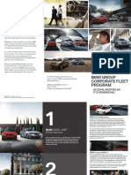 The BMW Group Corporate Fleet Program Brochure