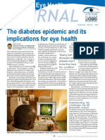 Issue 92 the Diabetes Epidemic and Its Implications for Eye Health Print 64 68