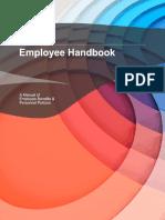 Model Employee Handbook
