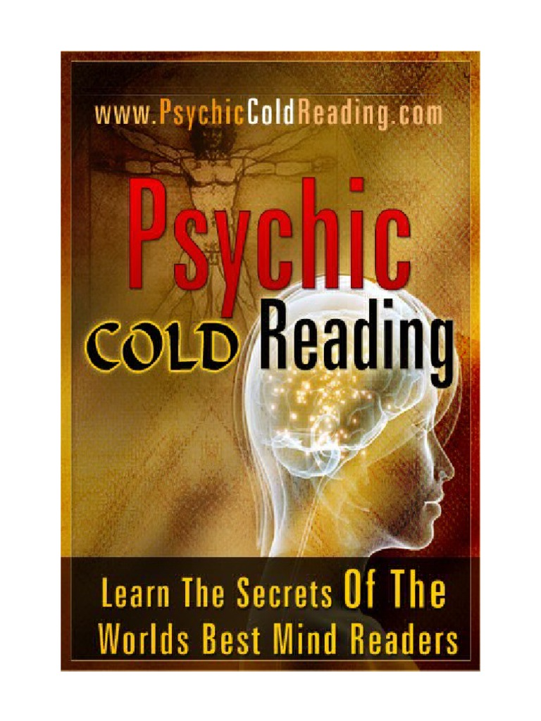 handbook of psychic cold reading final pdf