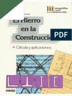 Monografias CEAC - El Hierro en la Construccion de la construccion revisado - ArquiLibros - AL.pdf