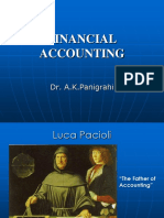 Basics of Financial Accounting - 1