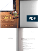 Christine Jette Professional Tarot the Business of Reading, Consulting and Teaching 2003
