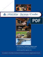 The Arms Code 2013