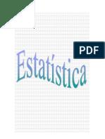 Trabalho de Estatística