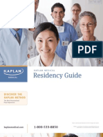 Kaplan Medical Residency Guide