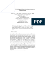 Cabrio Et Al. - 2013 - QALD-3 Multilingual Question Answering Over Linked Data
