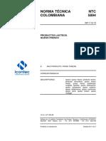 NTC 5894 Quesos frescos.pdf
