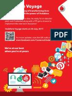Vodafone Voyage Poster