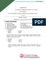 Quick Report Minggu 25 Kali Lamong