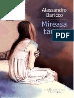 Alessandro Baricco Mireasa Tanara