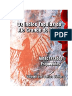 Os Indios Tapuias Do Rio Grande Do Norte