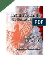 Os Indios Tapuias Do Rio Grande Do Norte