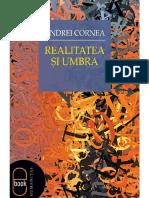 Andrei Cornea Realitatea și umbra.pdf