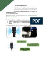 Sistema de Riego Por Micro Nebulización