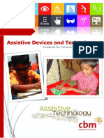 CBM-MSJE directory of assistive devices