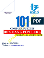 101 Complex Puzzles