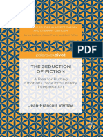 (Palgrave Studies in Affect Theory and Literary Criticism) Jean-François Vernay (Auth.)-The Seduction of Fiction_ a Plea for Putting Emotions Back Into Literary Interpretation-Palgrave Macmillan (2016