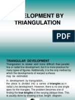 Development by Triangulation