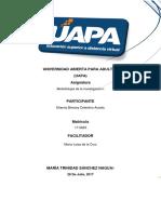Metodologia de La Investigación (Modulo