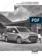 Preisliste Ford Tourneo Connect