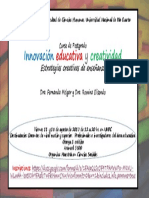 Curso Innovación Educativa