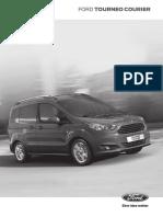 Preisliste Ford Tourneo Courier