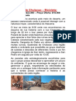 Quebrada de Chulacao – Bicicleta