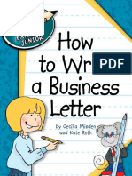 How to Write a Business Letter - Explorer Junior Library How to Write (1).pdf