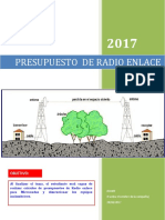 Sesion13 Presupuesto de Radio Enlace