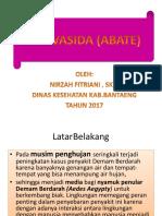 Larvasida (ABATE)