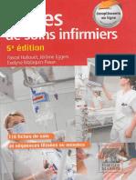 Fiches de Soins Infirmiers 5e Edition