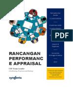 Laporan Performance Appraisal