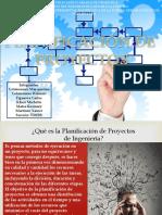 Planificación (Pert-ruta Crítica)