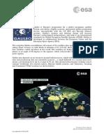 Galileo Factsheet 2016