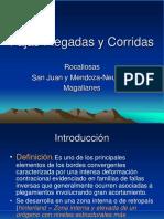 Gabriel Hernandez Disertacion Fajas Plegadas y Corridas