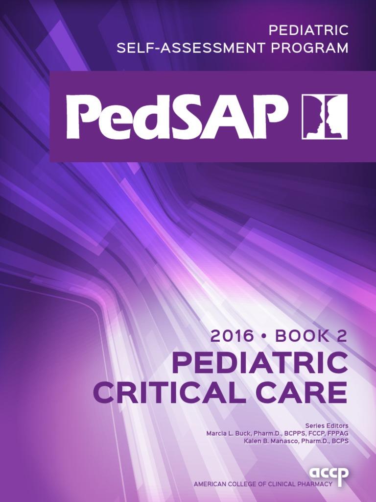 Pedsap 2 critical care clinical medicine health care fandeluxe Gallery