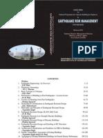 Earthquake Risk Management