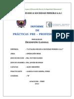 Lean Maintenance Sostenimiento Con Jack Leg Fenix Garcia Pauccarima Tj 280