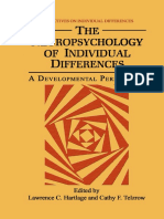 (Perspectives on Individual Differences) Lawrence C. Hartlage (Auth.), Lawrence C. Hartlage, Cathy F. Telzrow (Eds.)-The Neuropsychology of Individual Differences_ a Developmental Perspective-Springer (1)