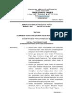 7.2.2 SK BAB VII Tentang Penulisan Lengkap Dalam Rekam Medis