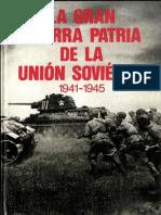 La Gran Guerra Patria de La URSS 1941_45 v Chuikov Planeta Moscu 1985 Redg