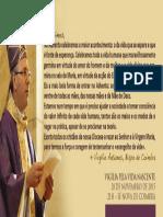 CONVITE Vigília Vida Nascente 2015 - VERSO