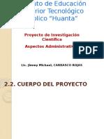 aspectos administrativos
