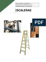 Guía Trabajos en Escaleras