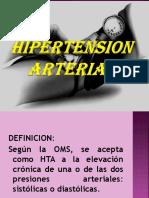Fisiopatología HTA